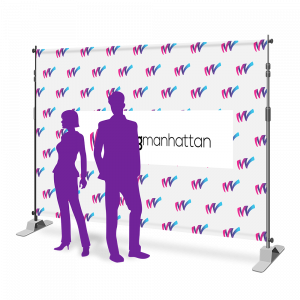 Banner Step And Repeat Printing Manhattan