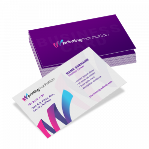 Business Card Standard Printing Manhattan