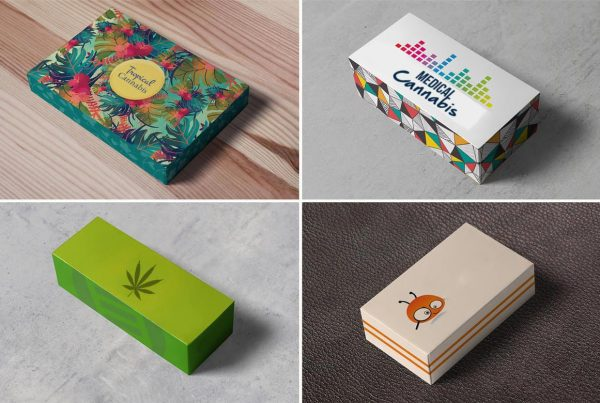 Unique Cannabis Packaging