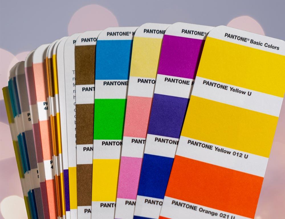 Pantone Color Printing